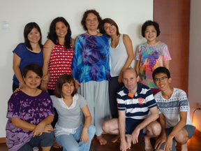 Accessing the Inner Master, Singapore