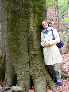 Susan in Brussels Tree Love Workshop