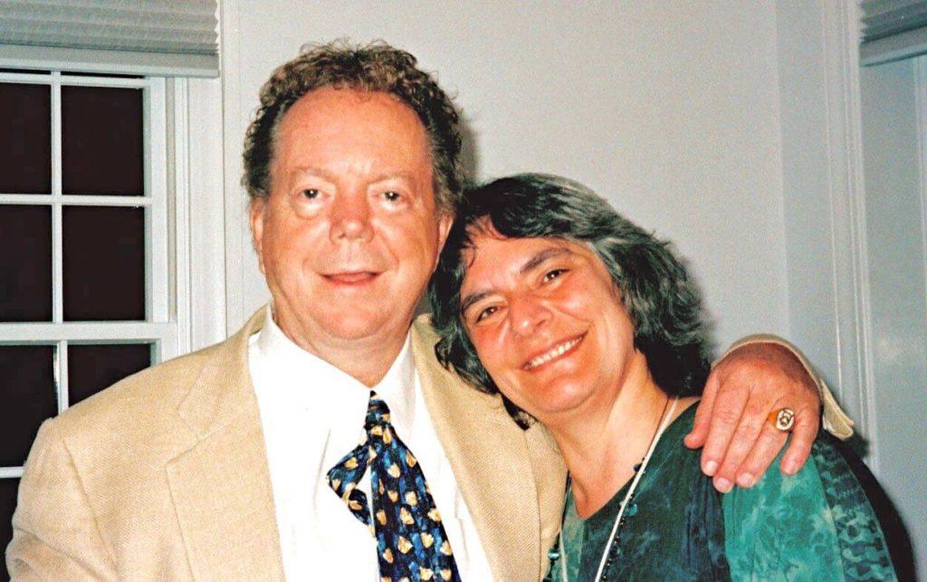 John-Roger and Elisa